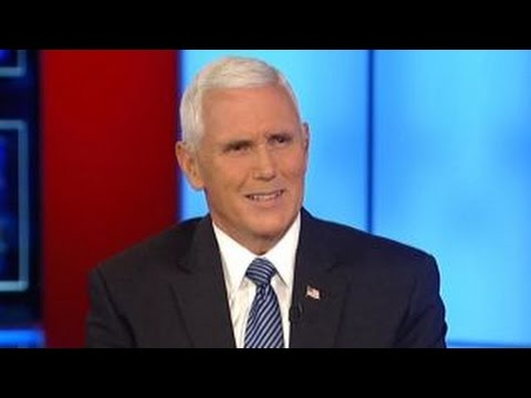 Thumbnail: Mike Pence explains why he is running with Donald Trump