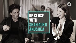 Download Video EXCLUSIVE: Zero Movie Promotion | Shah Rukh Khan and Anushka Sharma Up Close MP3 3GP MP4