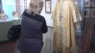 видео В Музее Бахрушина проходит уникальная выставка