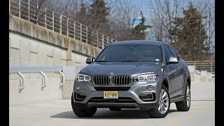 BMW X6 2018 Car Review