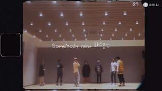 좌우음성 / 슈퍼주니어-somebody new /저퀄주의