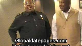 Pastor Marvin Sapp shares dating tips and advice