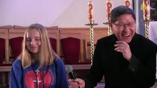 Kard.TAGLE do młodych: JAK ROZPOZNAĆ POWOŁANIE, KTÓRE BÓG MA WOBEC NAS?