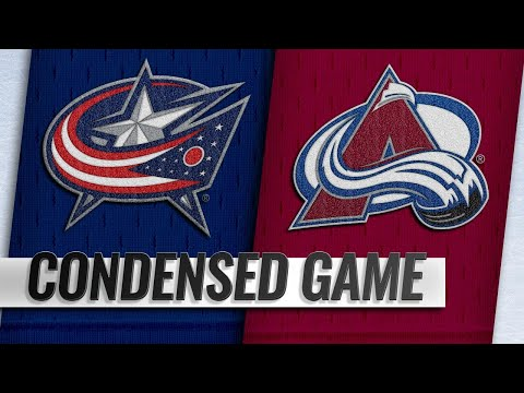 02/05/19 Condensed Game: Blue Jackets @ Avalanche