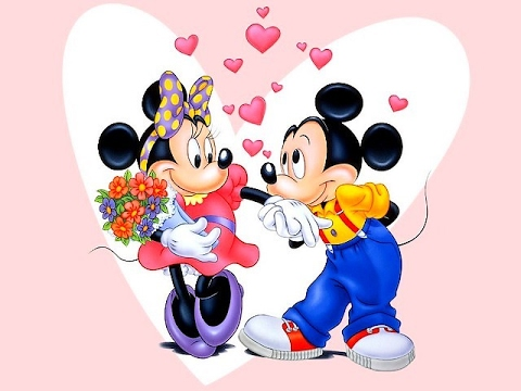 Image result for mickey mouse valentines day