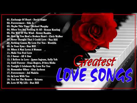 Relaxing Beautiful Love Songs 70s 80s 90s Playlist  Greatest Hits Love Songs Ever