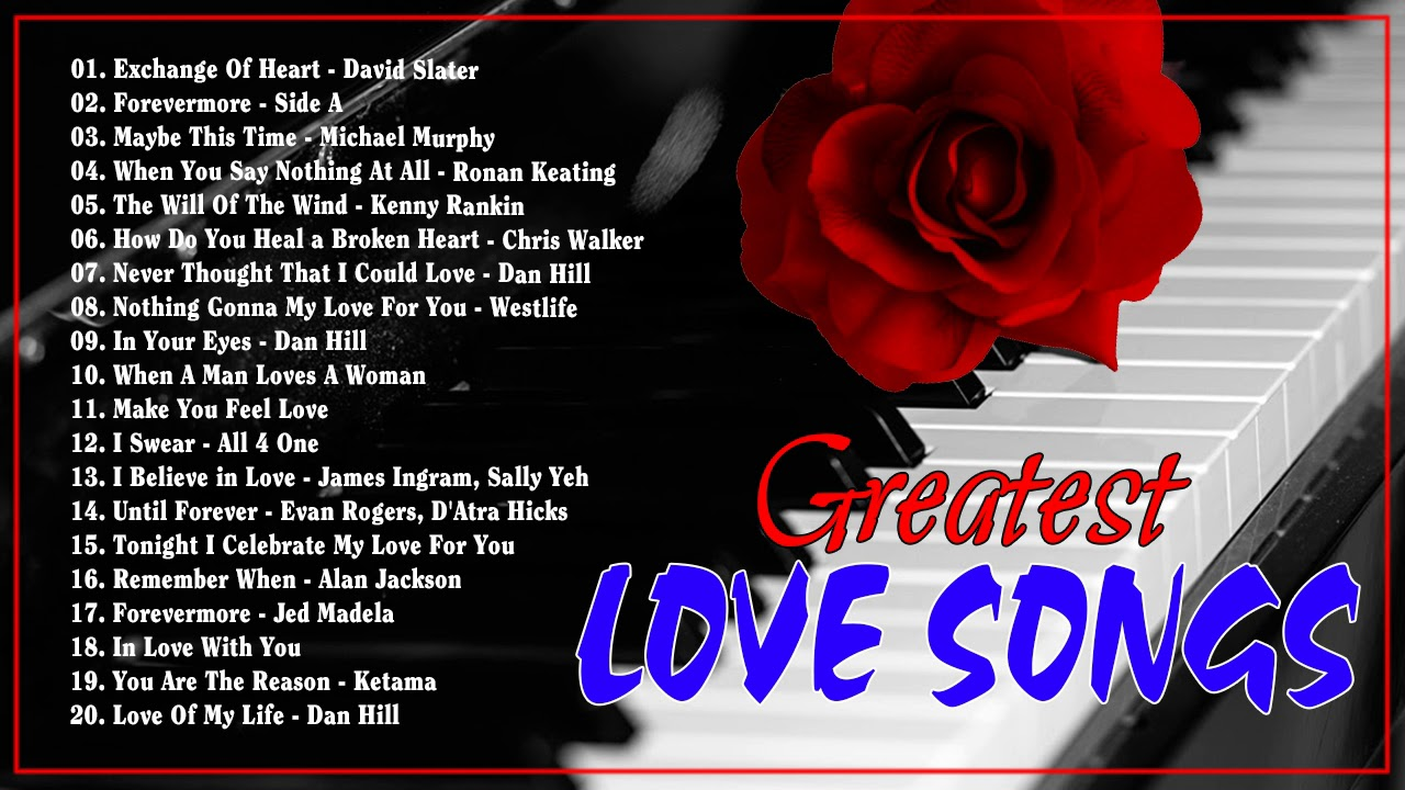 Relaxing Beautiful Love Songs 70s 80s 90s Playlist