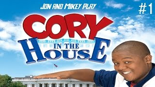 Jon & Mikey Play : Cory in the House DS : Part 1 : That