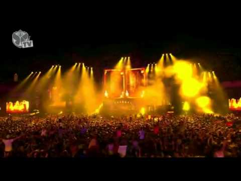 Avicii - Levels Live at Tomorrowland 2012 - 27/07/2012