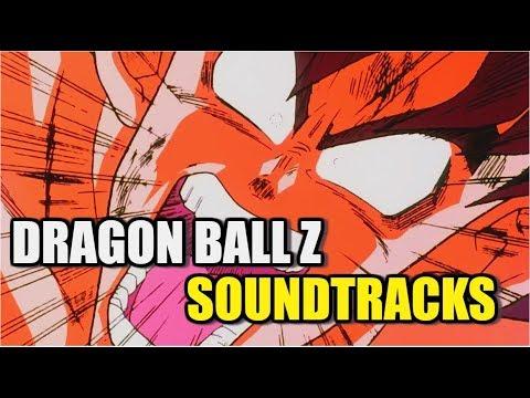 BEST DRAGON BALL Z SOUNDTRACKS   PART 1