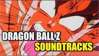 LOS MEJORES SOUNDTRACKS DE DRAGON BALL Z | PARTE 1