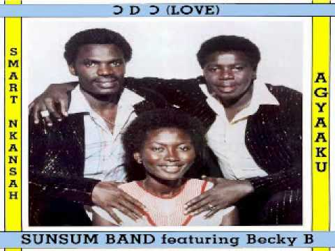 Smart Nkansah - The Sunsum Band - Disco Spiritual