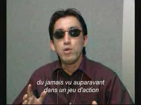 French Subbed Shinji Mikami Interview  about DMC