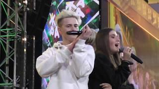 Катя Волкова feat Никита Златоуст - Выходной live