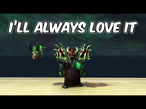 I'll Always Love It - Demonology Warlock PvP - WoW BFA 8.1.5