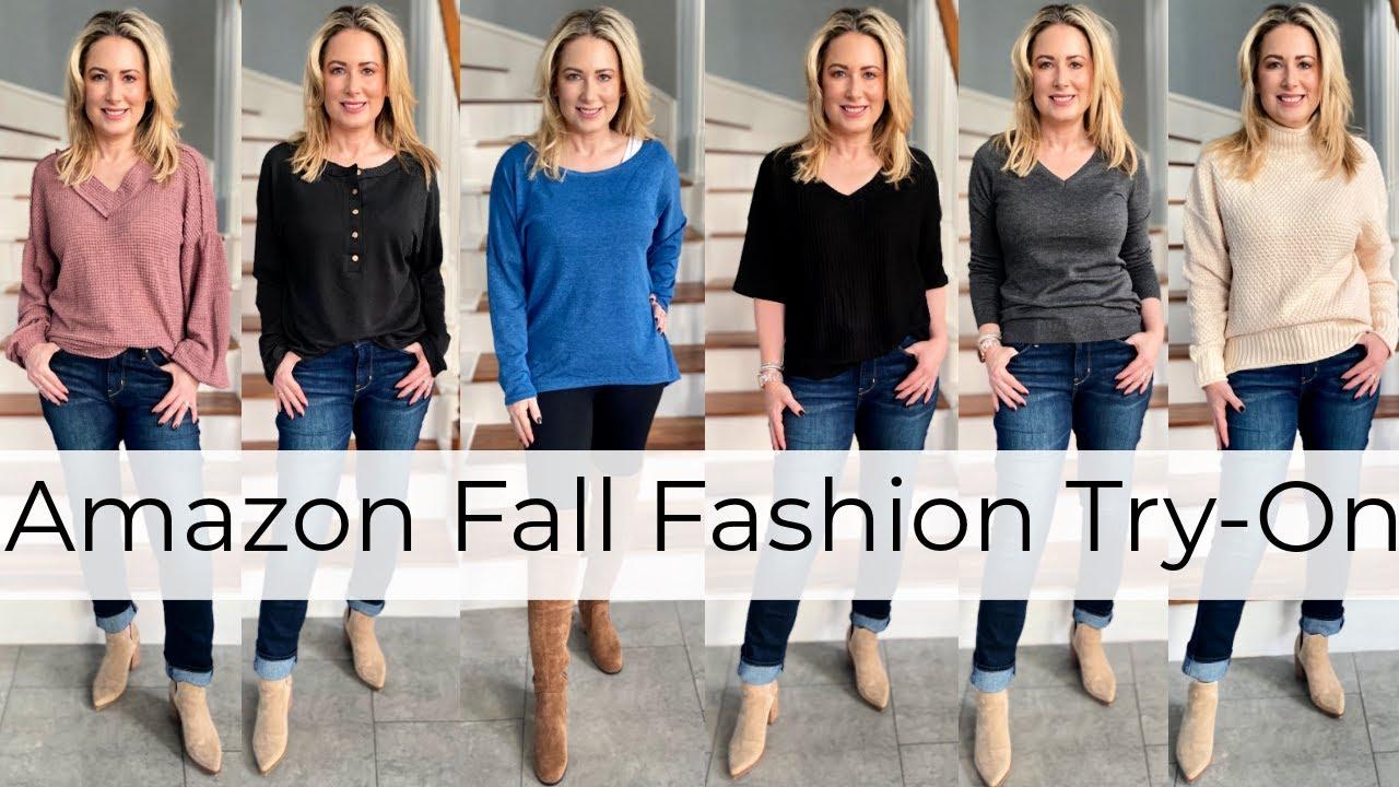 October Amazon Fashion Haul   All Basics   MsGoldgirl