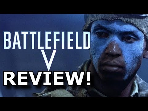 Battlefield 5 Review! TRASH Game, GOOD Idea? (Ps4/Xbox One)