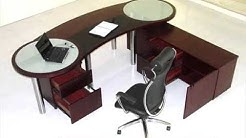 Office Furniture Series | Executive Office Furniture Design Romance