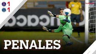 Tanda de Penales Completa - Alianza FC vs Motagua #SCL20