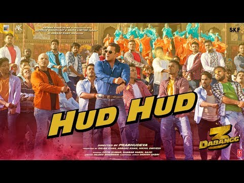 Hud Hud Full Song - Dabangg 3