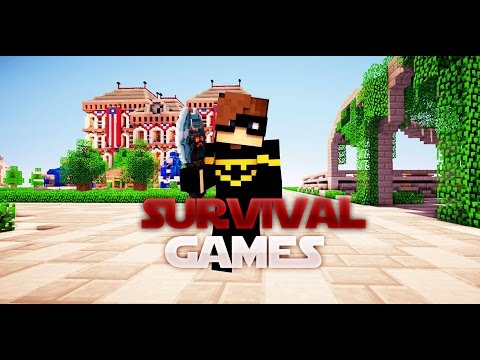 PvP Dolu Oyun ! (Minecraft Survival Games #59)