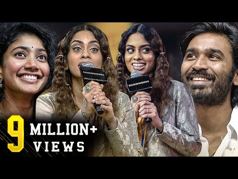 Rowdy Baby All-time Best Live Singing By Dhee! Dhanush & Sai Pallavi Overjoyed! Wow! Unique Voice!