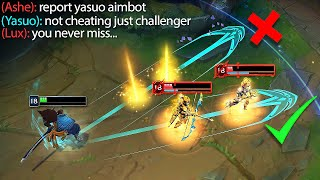 When LOL Players PERFECTLY PREDICT...