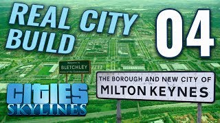 Cities Skylines | REAL CITY BUILD Ep 4 | BIG CITY HERE WE COME | City: Skylines