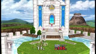 Triforce Battle [Project M TAS]