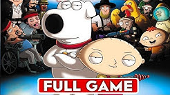 FAMILY GUY BACK TO THE MULTIVERSE Gameplay Walkthrough Part 1 FULL GAME [1080p HD] - No Commentary