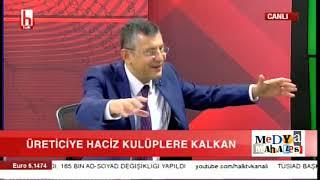 Özgür Özel CHP 39 nin stratejisini anlattı Ayşenur Arslan ile Medya Mahallesi 2 Bölüm 07 01 2019