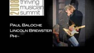 Thriving Musician Summit 2008