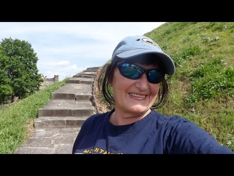 "MOUNDSVILLE WV-TOUR OF ""THE MOUND"""