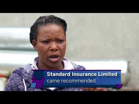 Standard Bank Insurance Limited partners with Shorty Gcaba