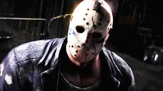 Friday The 13Th Game GAMEPLAY | Jason Voorhees E3 2016 【ALL HD】 1080p 60fps