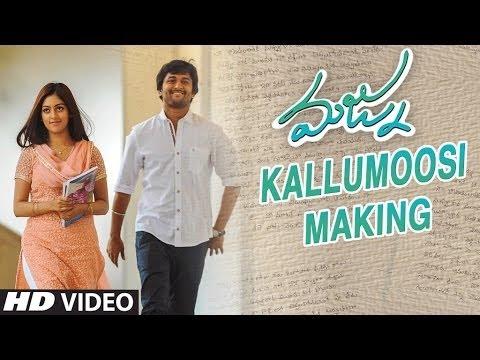 Kallumoosi Song Making    Majnu    Nani, Anu Immanuel    Gopi Sunder    Telugu Songs 2016