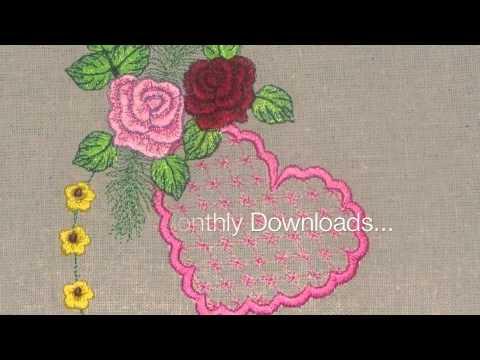 Machine Embroidery Designs Digital Embroidery Designs Enjoy