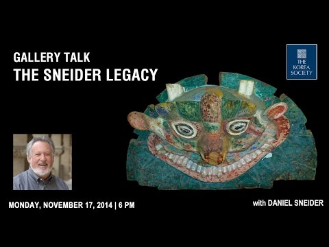 Gallery Talks: The Sneider Legacy