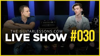 All About Guitar Picks - Live Guitar Lesson