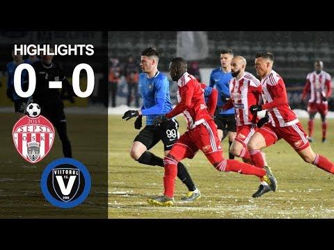Rezumat: Sepsi OSK - Viitorul 0-0 Liga 1 Etapa 25 Sezon 2018-2019