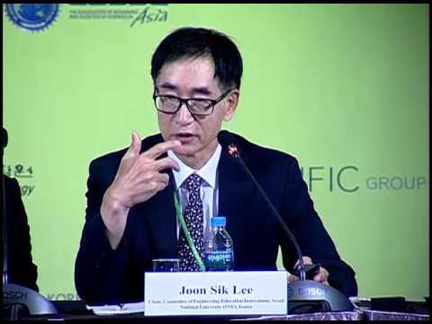 Joon Sik Lee: Korean policies on gender diversity in science. GS6 Plenary 3-2