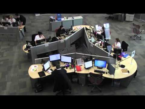 A call through the eyes of: North West Fire Control