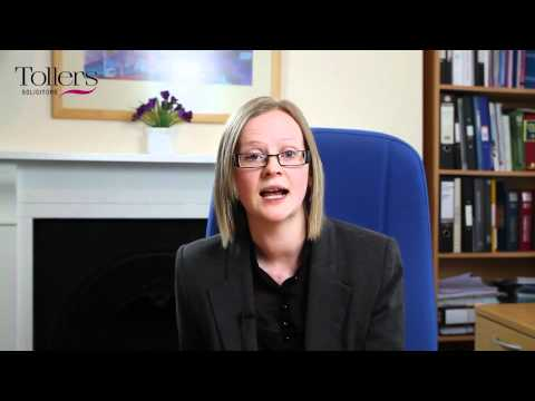 Tollers Solicitors - Suzanne Folbigg - Training