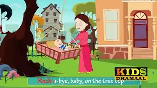 Rock a bye Baby Music Videos for Children, Kids Songs, Baby Songs,Nursery Rhymes HD