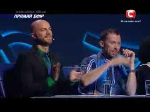 Танцуют все 6 сезон - Соло Димы- Второй прямой эфир 06.12.2013