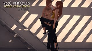 Vista Animations - Kizomba Couple Dances by Fashiowl