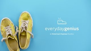 How to Freshen Up Smelly Shoes w/ Tea | Everyday Genius with Kari Byron