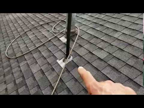 Make your Roof Shingles look GREAT again !  Non Toxic Permanet De-Moss