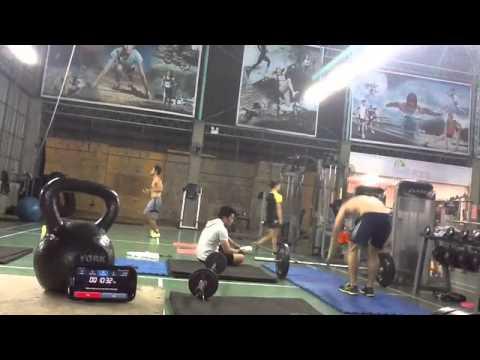 John Gerald Philip Cordero - Video Submission : Reebok WOD 14.5