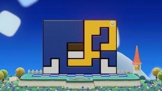 Pushmo World (Wii U) Walkthrough Part 7 - Pushmo Park Stages 60-70 (Level 4 Challenges)